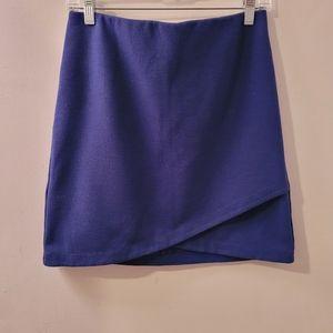 Loft mini skirt
